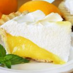 lemon meringue pie from The Jewish Kitchen