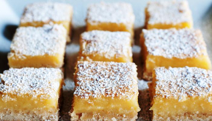Charlotte's Lemon Squares
