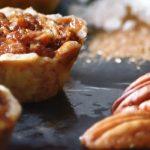 mini pecan pies from The Jewish Kitchen