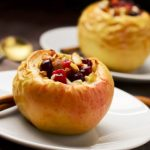 old fashioned baked apples from The Jewish Kitchen