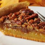 perfect pecan pie from The Jewish Kitchen