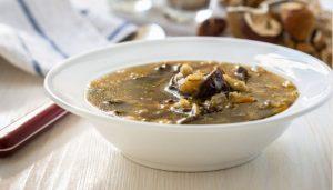 Shabbat Menu (Fish) as seen on The Jewish Kitchen website