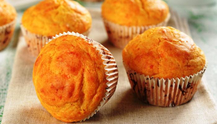 Grandma's Corn Muffins