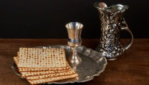 Passover Seder Menu (Chicken or Beef) as seen on The Jewish Kitchen website