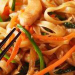 kosher chicken chow mein from The Jewish Kitchen