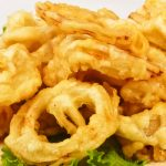 kosher fried onion rings from The Jewish Kitchen