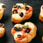 kosher bruschetta from The Jewish Kitchen
