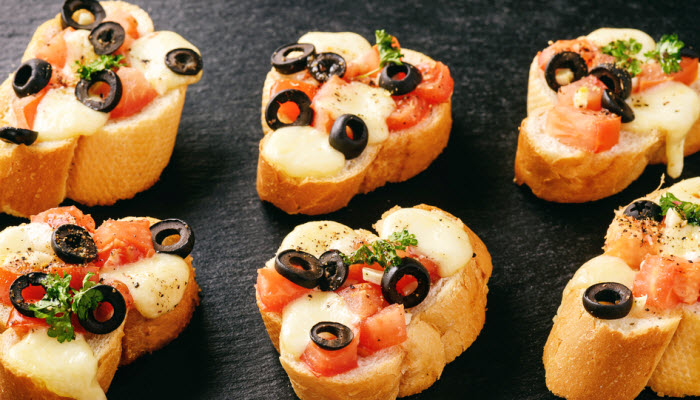 Image result for Bruschetta