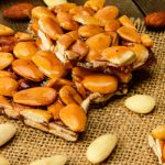 cinnamon almond brittle from The Jewish Kitchen
