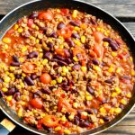 kosher chili con carne from The Jewish Kitchen