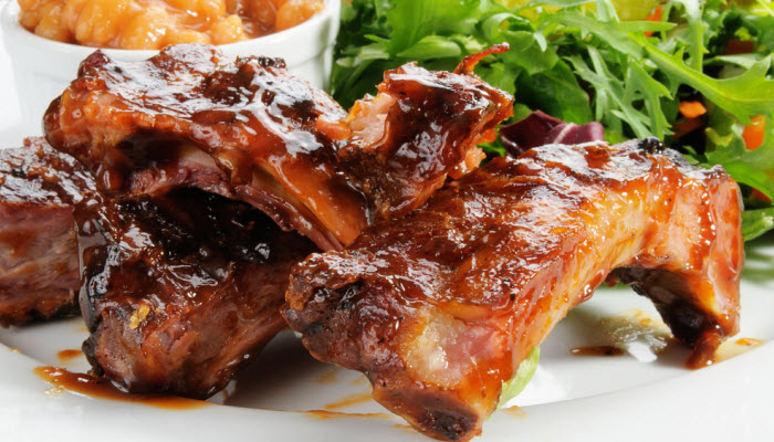 Kosher Baby Back Beef Ribs