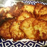 apple potato latke shortcut from The Jewish Kitchen