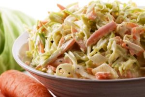 all american coleslaw from The Jewish Kitchen