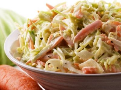 all american coleslaw