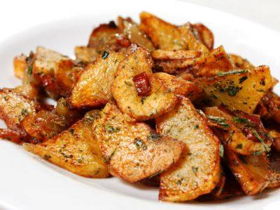 german pan fried potatoes