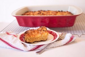 easy noodle kugel from the Jewish Kitchen