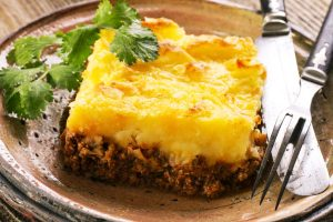 Mom's Shepherd's Pie from The Jewish Kitchen