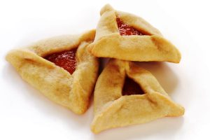 apricot hamentaschen from The Jewish Kitchen
