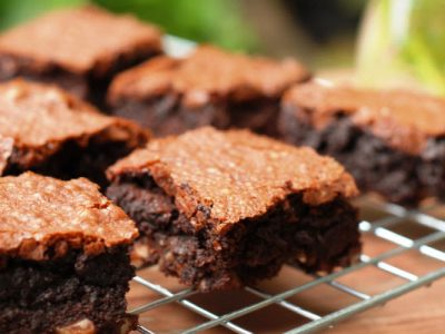 passover brownies from The Jewish Kitchen