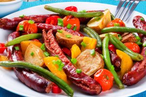 kosher beef sausages