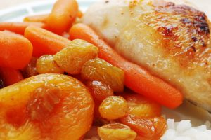 apricot roasted chicken