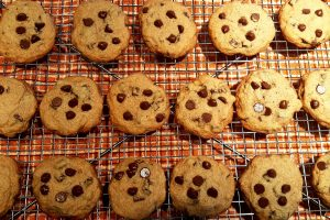 Kosher chocolate chip cookies