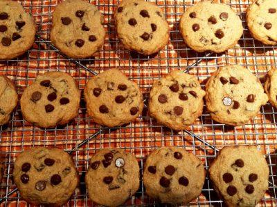 Kosher chocolate chip cookies