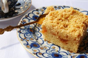 aunt alice's coffee cake from The Jewish Kitchen