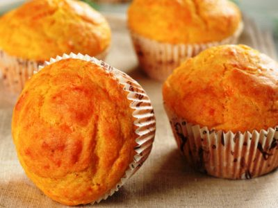 Grandma's corn muffins from The Jewish Kitchen