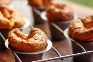 giant popovers from The Jewish Kitchen