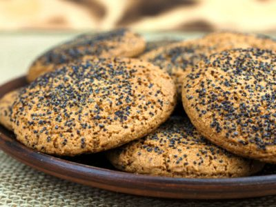 grandma's poppyseed cookies from The Jewish Kitchen
