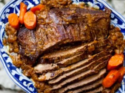 kosher holiday brisket