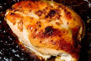 honey roasted chicken breast