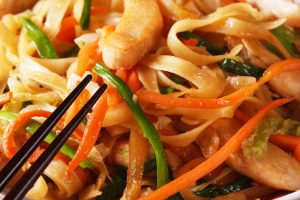 kosher chicken chow mein