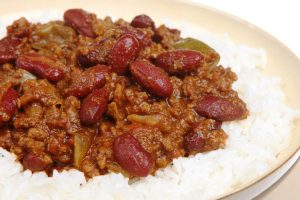 kosher beef chili from The Jewish Kitchen