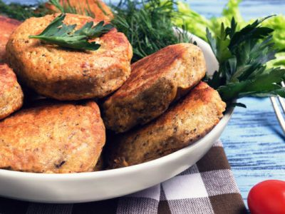 kosher vegetable cutlets
