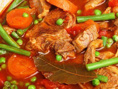 kosher lamb stew