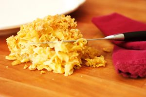 mom's perfect kugel