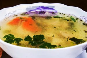 phyllis's chicken soup