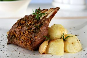 kosher rack of lamb