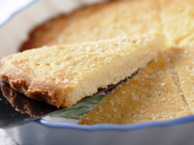 Arron's shortbread cookies from The Jewish Kitchen