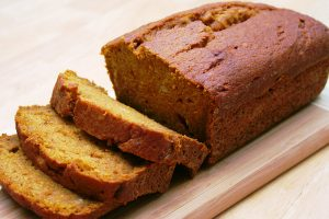 spiced pumpkin bread from The Jewish Kitchen