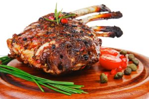 kosher standing rib roast