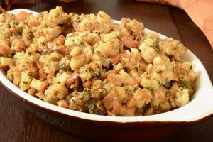 perfect holiday stuffing