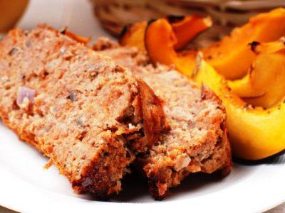 savory turkey meatloaf