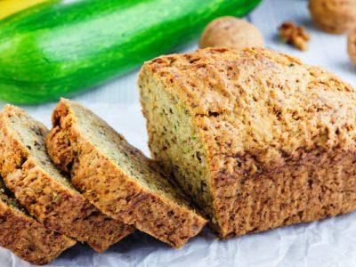 zucchini banana bread