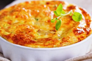 gloria's zucchini casserole